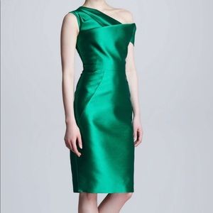 EUC green 💚 Lela Rose dress SZ8